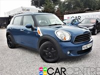 2012 MINI COUNTRYMAN 1.6 ONE D 5d 90 BHP £7295.00