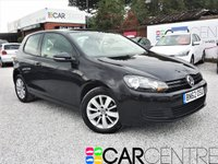 USED 2012 62 VOLKSWAGEN GOLF 1.4 MATCH TSI 3d 121 BHP 1 PREVIOUS OWNER +FULL SERVICE