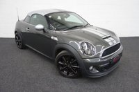 2012 MINI COUPE 1.6 COOPER S 2d 181 BHP £SOLD