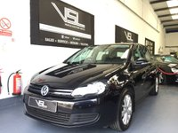 USED 2012 62 VOLKSWAGEN GOLF 1.6 MATCH TDI BLUEMOTION TECHNOLOGY 5d 103 BHP