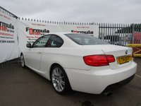 USED 2011 11 BMW 3 SERIES 2.0 318i M Sport 2dr 2 OWNERS+FULL LEATHER+FULL MOT