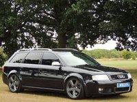 2003 AUDI A6 4.2 RS6 AVANT QUATTRO 5d AUTO 444 BHP £14490.00