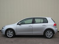 USED 2012 12 VOLKSWAGEN GOLF 2.0 MATCH TDI BLUEMOTION TECHNOLOGY 5d 138 BHP