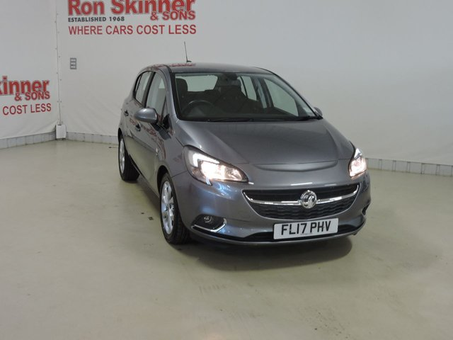 View our 2017 17 VAUXHALL CORSA 1.4 SRI ECOFLEX 5d 89 BHP