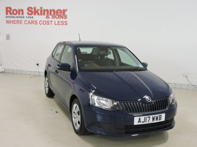 View our 2017 17 SKODA FABIA 1.0 S MPI 5d 59 BHP