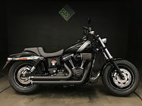 2015 HARLEY-DAVIDSON FAT BOB FXDF 103 16. FSH. 1 OWNER. STAGE 1. 2350 MILES. A BEAUTY  £10750.00