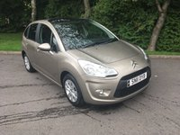 USED 2011 11 CITROEN C3 1.4 VTR PLUS 5d 72 BHP CLEAN & RELIABLE - REPAYMENTS FROM £25 PER WEEK!