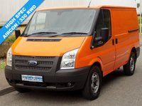 2013 FORD TRANSIT 2.2 RWD 330 SWB LOW ROOF 100 BHP 6 SPEED £4995.00