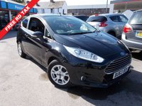 USED 2013 63 FORD FIESTA 1.6 TITANIUM ECONETIC TDCI 3d 94 BHP 6 X  MONTHS WARRANTY 12 X MOT  FINANCE AVAILABLE
