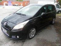 USED 2012 12 PEUGEOT 5008 2.0 HDI ALLURE 5d AUTO 163 BHP
