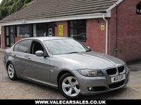 2011 BMW 3 SERIES 320D EFFICIENTDYNAMICS (LEATHER) 4dr £6290.00
