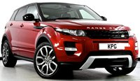 USED 2014 14 LAND ROVER RANGE ROVER EVOQUE 2.2 SD4 Dynamic AWD 5dr Auto [9] Pan Roof, Power Boot, Camera