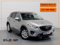 USED 2012 62 MAZDA CX-5 2.2 D SE-L NAV 5d 148 BHP Finance Available In House