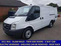 2011 FORD TRANSIT 300s SWB DIRECT FROM BT FLEET WITH FULL HISTORY £5995.00