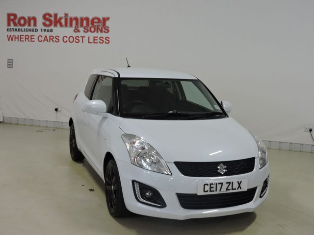 View our 2017 17 SUZUKI SWIFT (95)    1.2 SZ-L 3d 94 BHP