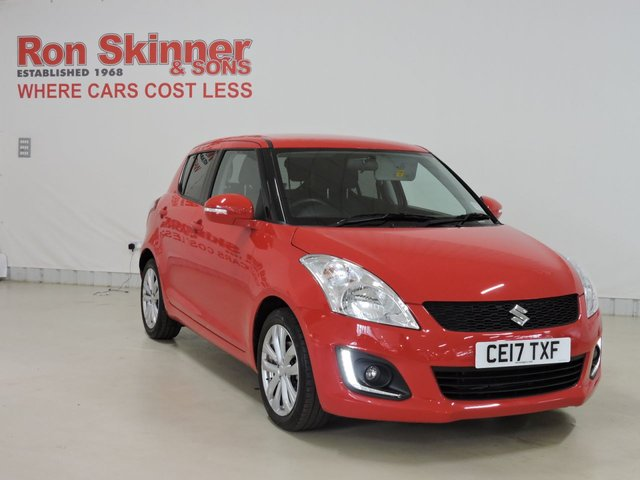 View our 2017 17 SUZUKI SWIFT 1.2 SZ4 DUALJET 5d 89 BHP
