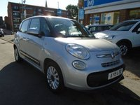2015 FIAT 500L 1.2 MULTIJET POP STAR 5d 85 BHP £7294.00