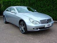 2005 MERCEDES-BENZ CLS CLASS 5.0 CLS500 4d 306 BHP £5975.00