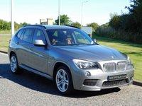 2011 BMW X1 2.0 XDRIVE23D M SPORT 5d AUTO 201 BHP £10990.00