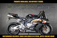 USED 2005 05 HONDA CBR1000RR FIREBLADE 1000CC 0% DEPOSIT FINANCE AVAILABLE GOOD & BAD CREDIT ACCEPTED, OVER 500+ BIKES IN STOCK
