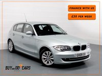 2009 BMW 1 SERIES 2.0 120D SE 5d 174 BHP £5491.00