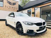 2016 BMW 4 SERIES 3.0 435D XDRIVE M SPORT 2d AUTO 309 BHP £24990.00