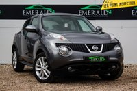 USED 2012 62 NISSAN JUKE 1.6 ACENTA PREMIUM 5d AUTO 117 BHP £0 DEPOSIT FINANCE AVAILABLE, AIR CONDITIONING, BLUETOOTH CONNECTIVITY, CLIMATE CONTROL, CRUISE CONTROL, REVERSE CAMERA, STEERING WHEEL CONTROLS, TRIP COMPUTER