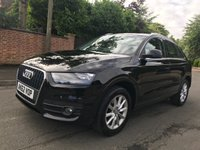 2012 AUDI Q3 2.0 TDI SE 5d 138 BHP £9995.00