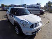 2013 MINI COUNTRYMAN 1.6 ONE 5d 98 BHP £7995.00