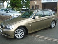 USED 2006 06 BMW 3 SERIES 2.0 320I SE 5d AUTO 148 BHP GREAT CONDITION + MOT APRIL 2019