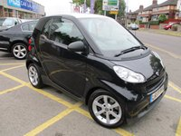 2009 SMART FORTWO 1.0 PULSE MHD 2d AUTO 71 BHP £3166.00