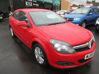 USED 2009 59 VAUXHALL ASTRA 1.6 SXI 3d 115 BHP CALL 01543 379066... 12 MONTHS MOT... 3 MONTHS WARRANTY... FULL SERVICE HISTORY