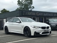 2015 BMW 4 SERIES 3.0 M4 2d AUTO 426 BHP