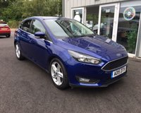 USED 2015 15 FORD FOCUS 1.5 TDCI ZETEC 120 BHP THIS VEHICLE IS AT SITE 2 - TO VIEW CALL US ON 01903 323333