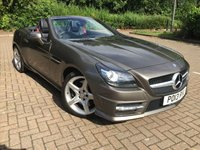 2013 MERCEDES-BENZ SLK 2.1 SLK250 CDI BLUEEFFICIENCY AMG SPORT 2d AUTO 204 BHP £13495.00