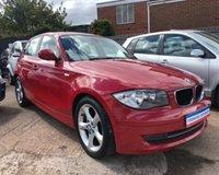 2009 BMW 1 SERIES 2.0 116I SPORT 5d 121 BHP £5300.00