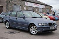 2002 BMW 3 SERIES 2.0 320D SE TOURING 5d 148 BHP £2675.00
