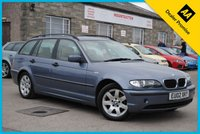 USED 2002 02 BMW 3 SERIES 2.0 320D SE TOURING 5d 148 BHP