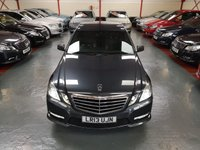 2013 MERCEDES-BENZ E CLASS E250 CDI BLUEEFFICIENCY SPORT 2.1 4d AUTO  £11800.00