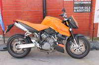 USED 2005 05 KTM 990 SUPERDUKE * 6mth Warranty, Long Mot* A monster naked machine ! Free UK delivery.