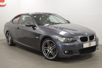 USED 2008 BMW 3 SERIES 2.0 320I M SPORT 2d 168 BHP 19 INCH ALLOYS + TAN LEATHER + SERVICE HISTORY