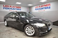 USED 2014 14 BMW 5 SERIES 2.0 520D SE 4d AUTO 181 BHP Cheap Tax, Sat Nav, DAB Radio, Park Sensors, Cruise control