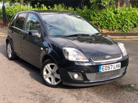 2007 FORD FIESTA