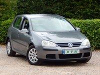 2005 VOLKSWAGEN GOLF 1.9 SE TDI 5d 103 BHP £2470.00