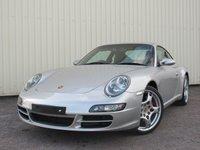 USED 2004 54 PORSCHE 911 3.8 CARRERA 2 TIPTRONIC S 2d AUTO 355 BHP