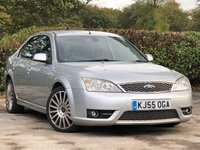 2005 FORD MONDEO 2.2 ST TDCI 5d 155 BHP £1000.00