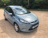 2009 FORD FIESTA STYLE PLUS £3699.00
