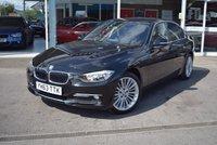 2013 BMW 3 SERIES 2.0 320D LUXURY 4d 184 BHP £11490.00