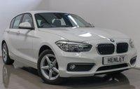 2016 BMW 1 SERIES 1.5 116D SE 5d 114 BHP £13990.00