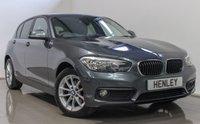 2016 BMW 1 SERIES 1.5 118I SE 5d 134 BHP £13990.00